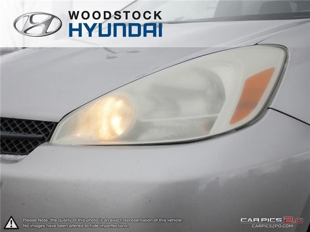 2004 Toyota Sienna CE 7 Passenger (Stk: P1350A) in Woodstock - Image 24 of 26