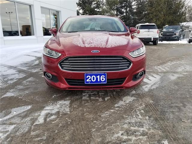 2016 Ford Fusion SE (Stk: P1221) in Uxbridge - Image 2 of 10