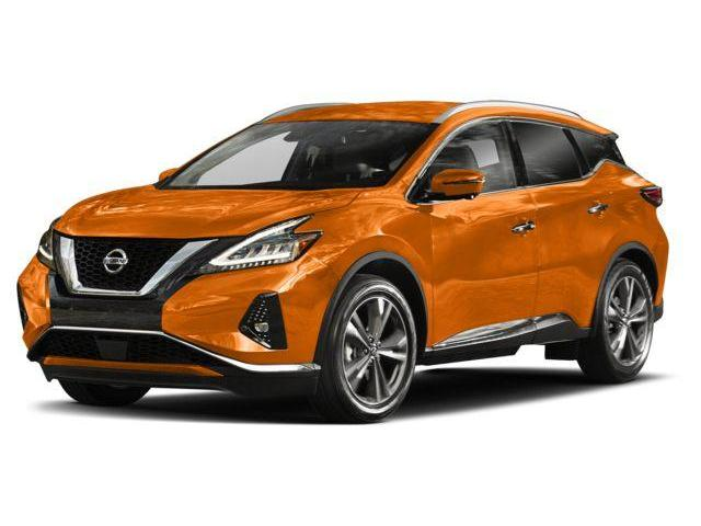 2019 Nissan Murano Platinum (Stk: KN108403) in Cobourg - Image 1 of 2