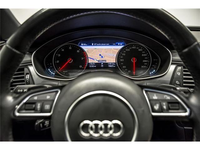 2016 Audi A7 3.0T Progressiv (Stk: C6510) in Woodbridge - Image 12 of 18