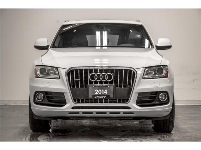 2014 Audi Q5 2.0 Technik (Stk: T15515A) in Woodbridge - Image 2 of 17