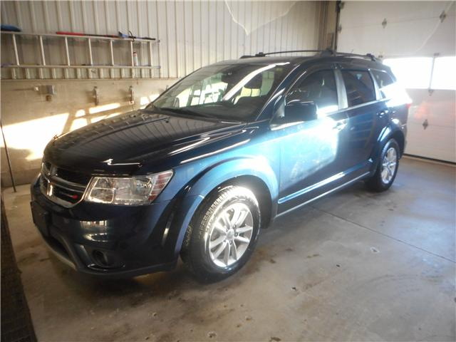 2014 Dodge Journey SXT (Stk: NC 3697) in Cameron - Image 1 of 10