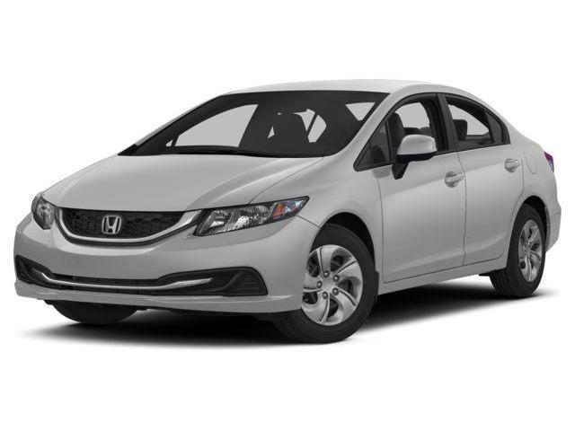 2013 Honda Civic LX (Stk: P4656) in Pickering - Image 1 of 8