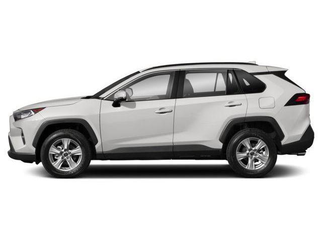 2019 Toyota RAV4 LE (Stk: 21471) in Thunder Bay - Image 2 of 9