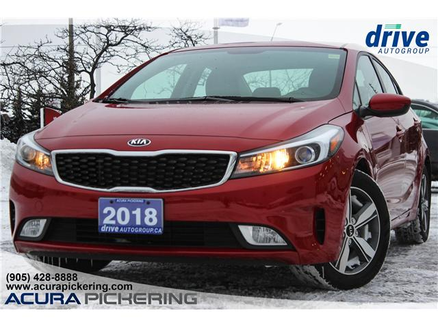 2018 Kia Forte LX (Stk: AP4738R) in Pickering - Image 1 of 21