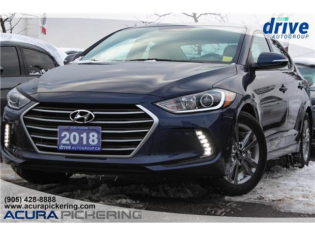 2018 Hyundai Elantra GL SE (Stk: AP4741R) in Pickering - Image 1 of 23