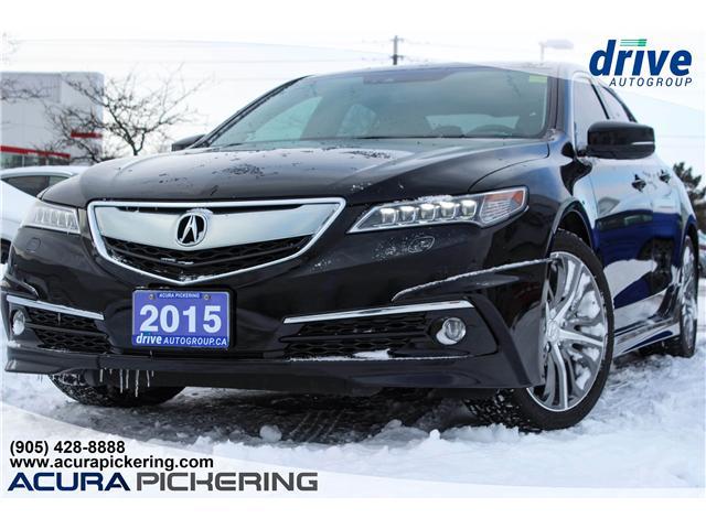 2015 Acura TLX Elite (Stk: AP4713) in Pickering - Image 1 of 28