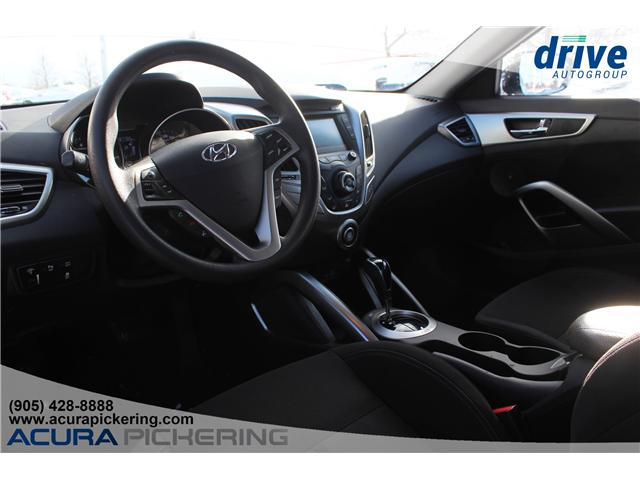 2015 Hyundai Veloster SE (Stk: AT374A) in Pickering - Image 2 of 23