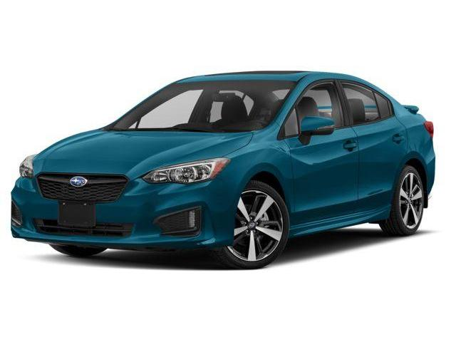 2019 Subaru Impreza Sport-tech (Stk: S00024) in Guelph - Image 1 of 9