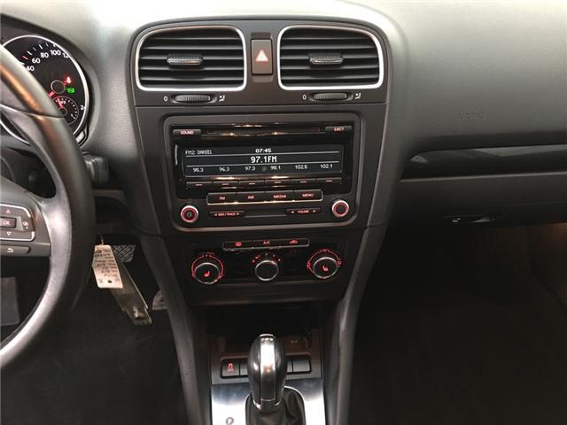 2014 Volkswagen Golf 2.0 TDI Comfortline (Stk: 34117W) in Belleville - Image 6 of 26