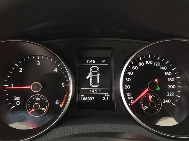 2014 Volkswagen Golf 2.0 TDI Comfortline (Stk: 34117W) in Belleville - Image 12 of 26