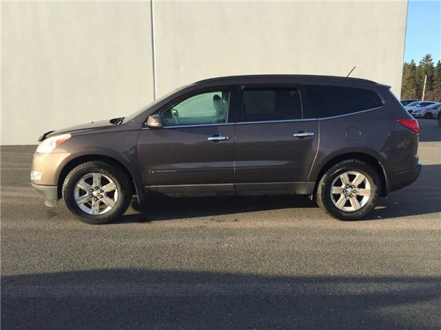 2009 Chevrolet Traverse 1 (Stk: S134575A) in Antigonish / New Glasgow - Image 1 of 9