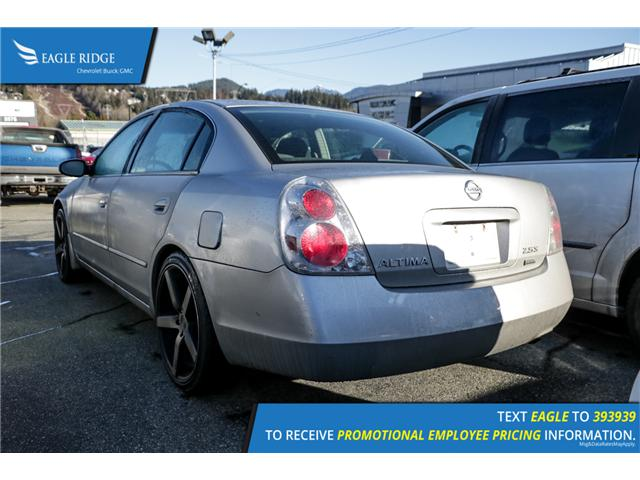 2006 Nissan Altima 2.5 S (Stk: 069253) in Coquitlam - Image 2 of 3