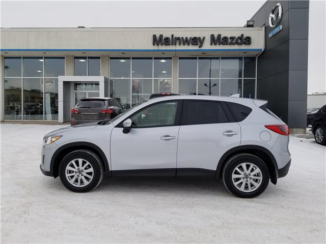 2016 Mazda CX-5 GS (Stk: M19016A) in Saskatoon - Image 1 of 24