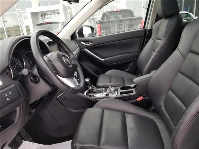 2016 Mazda CX-5 GS (Stk: M19016A) in Saskatoon - Image 11 of 24