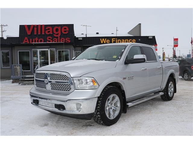 2014 RAM 1500 Laramie 1C6RR7NT6ES217595 P36068 in Saskatoon