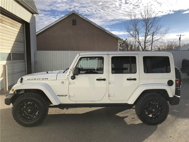 2013 Jeep Wrangler Unlimited Rubicon (Stk: 785) in Fort Macleod - Image 2 of 15