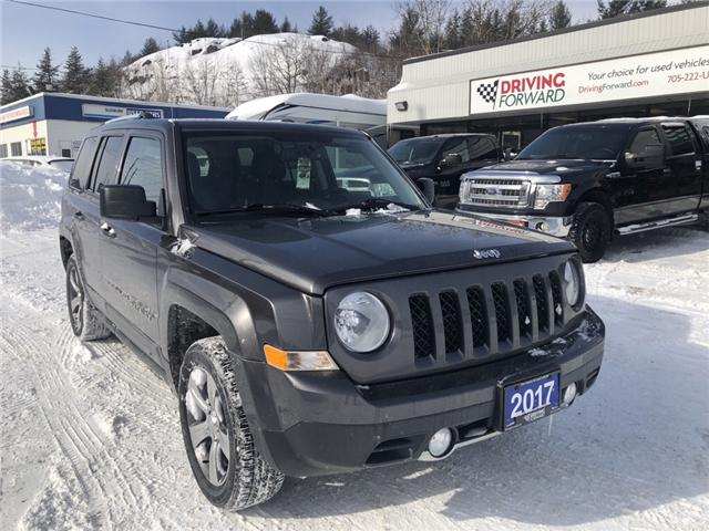 2017 Jeep Patriot Sport/North (Stk: DF1565) in Sudbury - Image 1 of 15