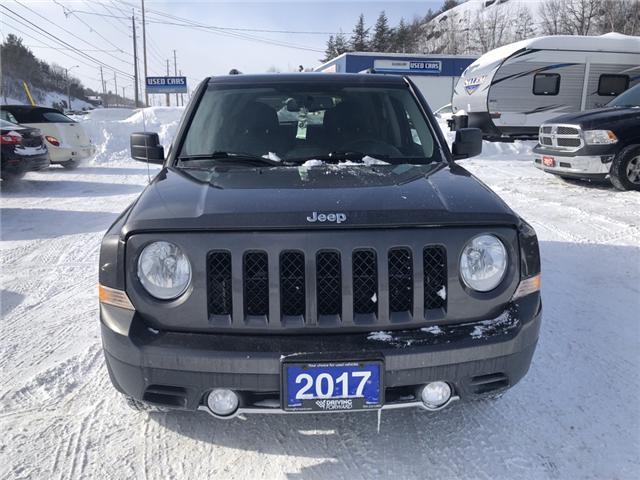 2017 Jeep Patriot Sport/North (Stk: DF1565) in Sudbury - Image 2 of 15