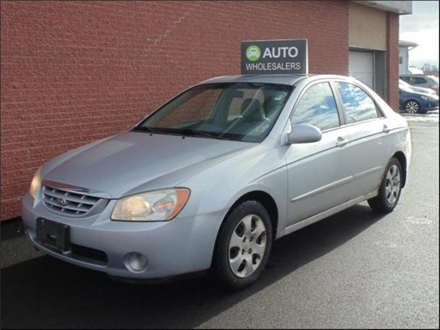 2005 Kia Spectra  (Stk: N020A) in Charlottetown - Image 1 of 6