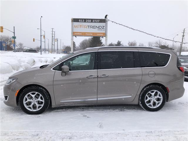 2018 Chrysler Pacifica Touring-L Plus (Stk: ) in Kemptville - Image 2 of 30