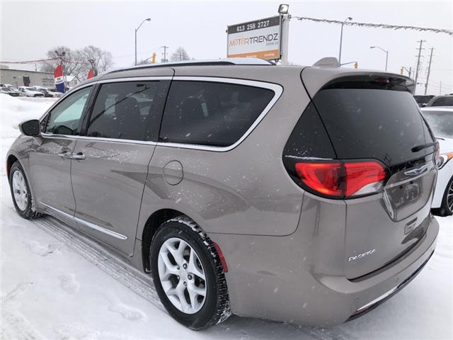2018 Chrysler Pacifica Touring-L Plus (Stk: ) in Kemptville - Image 3 of 30