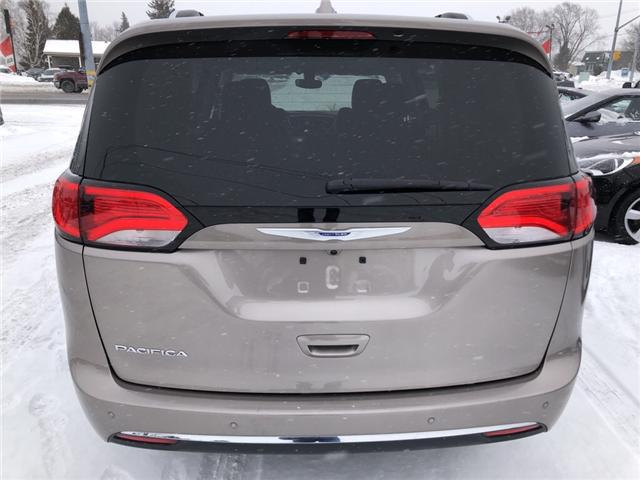 2018 Chrysler Pacifica Touring-L Plus (Stk: ) in Kemptville - Image 4 of 30