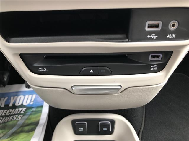 2018 Chrysler Pacifica Touring-L Plus (Stk: ) in Kemptville - Image 20 of 30