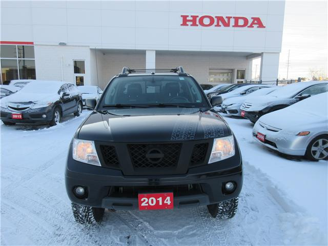 2014 Nissan Frontier PRO-4X (Stk: 26288A) in Ottawa - Image 2 of 8