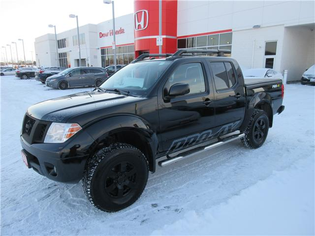 2014 Nissan Frontier PRO-4X (Stk: 26288A) in Ottawa - Image 1 of 8