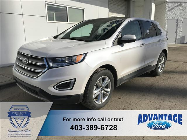 2018 Ford Edge SEL (Stk: 5383) in Calgary - Image 1 of 19