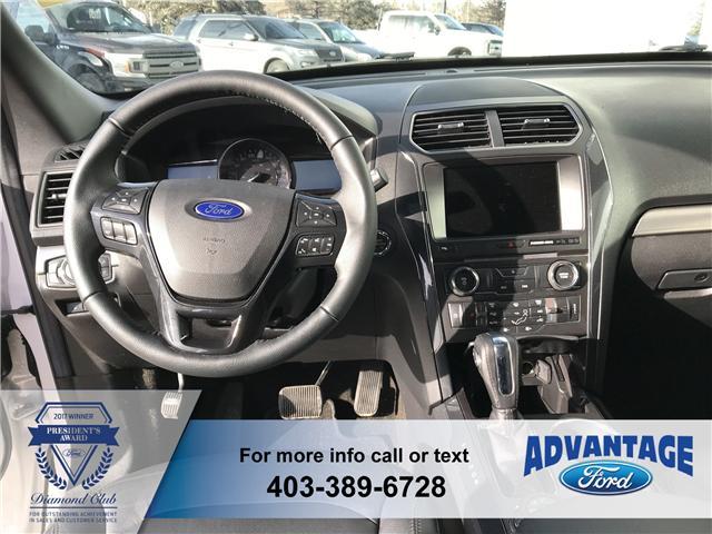 2018 Ford Explorer XLT (Stk: 5384) in Calgary - Image 6 of 21