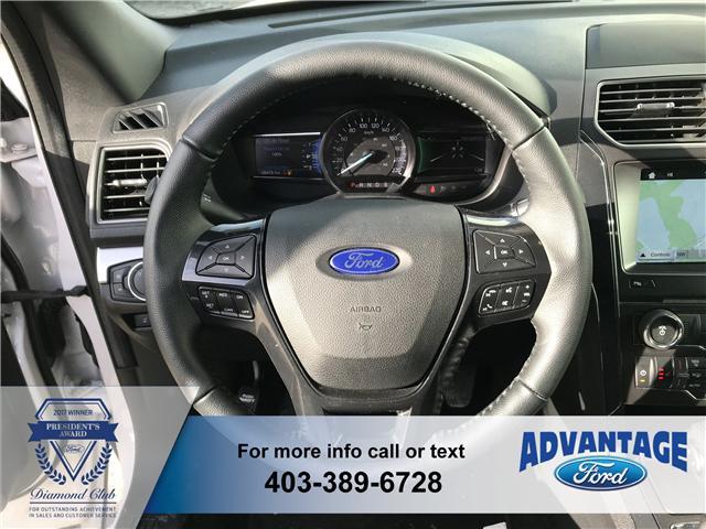 2018 Ford Explorer XLT (Stk: 5384) in Calgary - Image 11 of 21