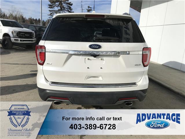 2018 Ford Explorer XLT (Stk: 5384) in Calgary - Image 19 of 21