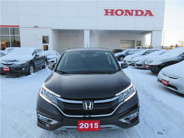 2015 Honda CR-V EX-L (Stk: 25943L) in Ottawa - Image 2 of 10