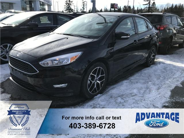 2018 Ford Focus SE (Stk: 5430) in Calgary - Image 1 of 5