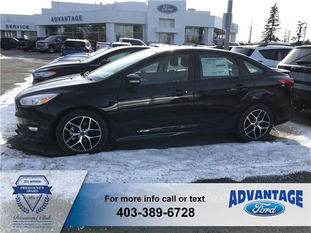 2018 Ford Focus SE (Stk: 5430) in Calgary - Image 2 of 5