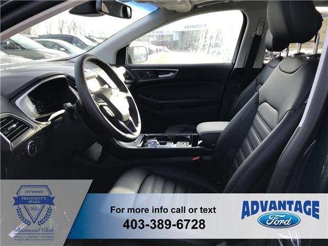 2019 Ford Edge SEL (Stk: K-545) in Calgary - Image 5 of 6