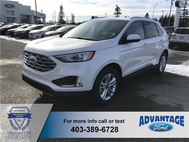 2019 Ford Edge SEL (Stk: K-546) in Calgary - Image 1 of 5