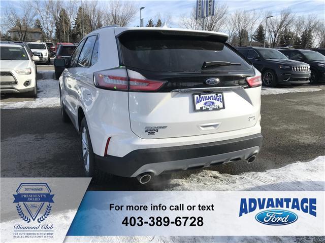 2019 Ford Edge SEL (Stk: K-546) in Calgary - Image 3 of 5