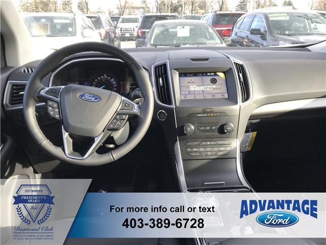 2019 Ford Edge SEL (Stk: K-546) in Calgary - Image 4 of 5