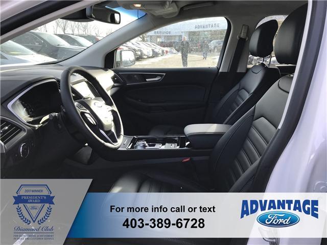 2019 Ford Edge SEL (Stk: K-546) in Calgary - Image 5 of 5