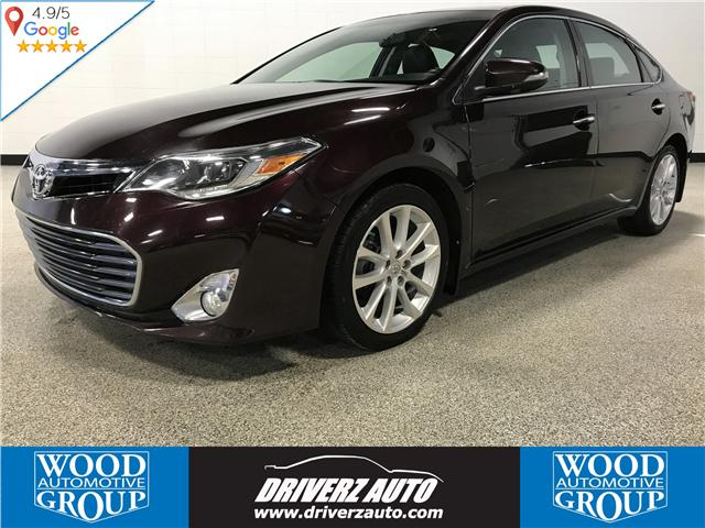 2013 Toyota Avalon Limited (Stk: B11912A) in Calgary - Image 1 of 19