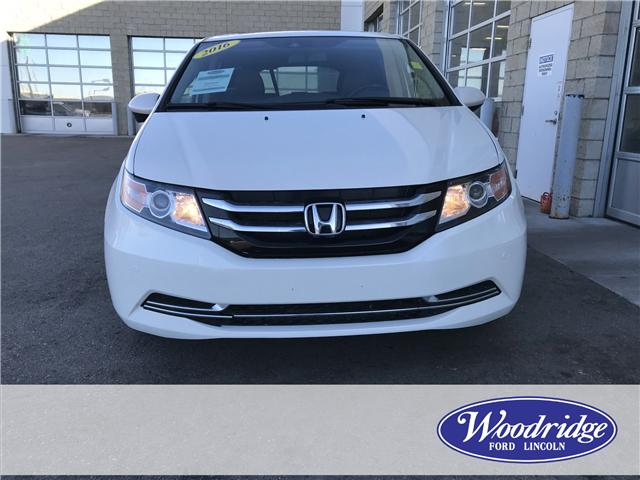 2016 Honda Odyssey EX-L (Stk: 17129) in Calgary - Image 4 of 23
