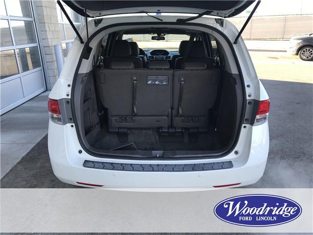 2016 Honda Odyssey EX-L (Stk: 17129) in Calgary - Image 7 of 23