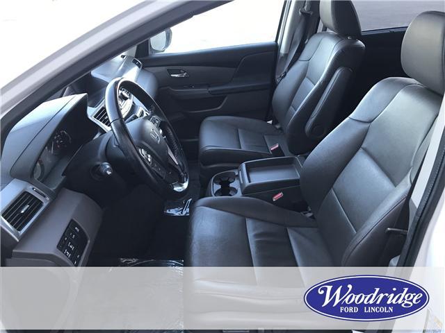 2016 Honda Odyssey EX-L (Stk: 17129) in Calgary - Image 8 of 23