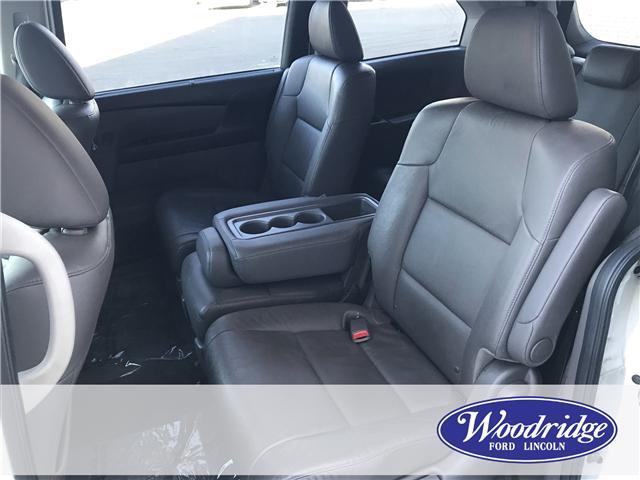 2016 Honda Odyssey EX-L (Stk: 17129) in Calgary - Image 9 of 23