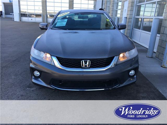 2013 Honda Accord EX-L-NAVI (Stk: 17130) in Calgary - Image 4 of 21