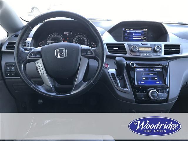 2016 Honda Odyssey EX-L (Stk: 17129) in Calgary - Image 12 of 23