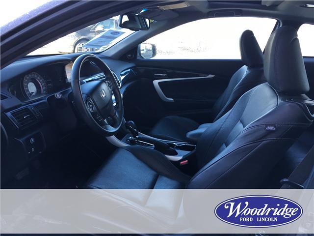 2013 Honda Accord EX-L-NAVI (Stk: 17130) in Calgary - Image 7 of 21